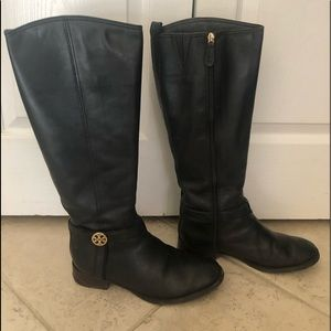 Tory Burch Tall Riding Boot Style